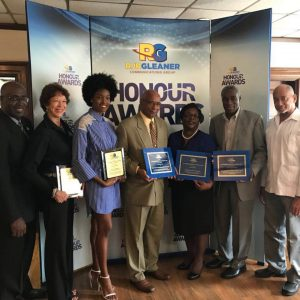RJR Gleaner Honour Awardees 2017